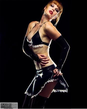 French Maid Bikini Bra
